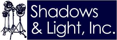 Shadows & Light, Inc., Logo